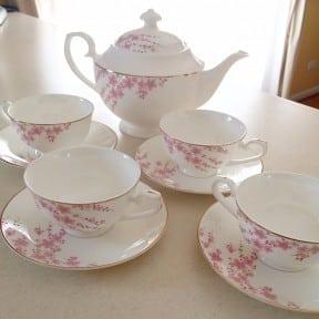 Teavana Sakura Teaware