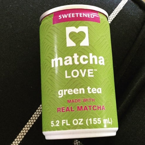 Sweetened Matcha Love