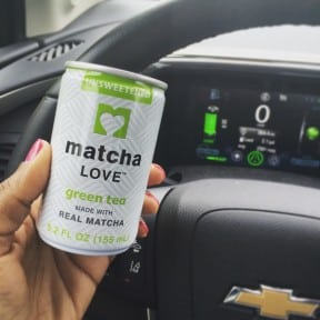 Unsweetened Matcha Love