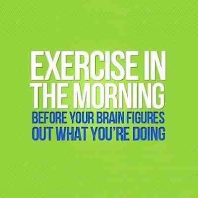 AM Workout