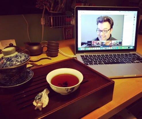 Virtual Tea Tasting Seven Cups