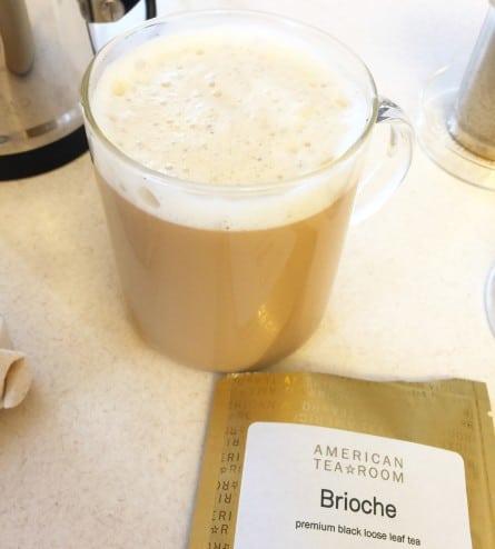American Tea Room Brioche Latte 1