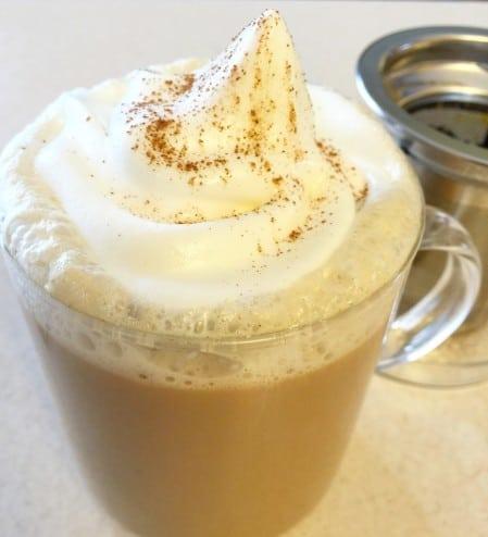 American Tea Room Brioche Latte 2