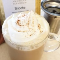 American Tea Room Brioche Latte 3