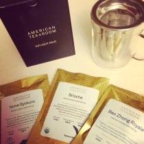 American Tea Room Package