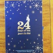 DT - 24 Days of Tea Box