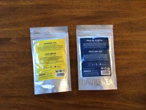 DT-Tea Order
