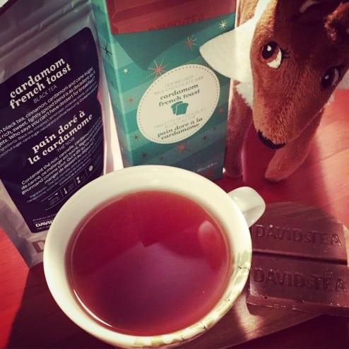 Davids Tea Cardamom French Toast