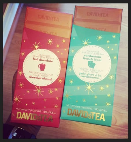 Davids Tea Chocolate
