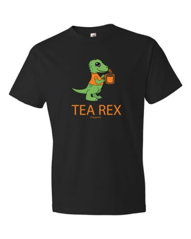 Tea-Rex from Teaprints