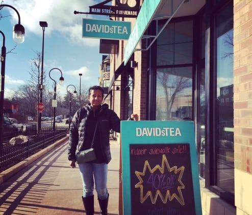 David's Tea Naperville, IL