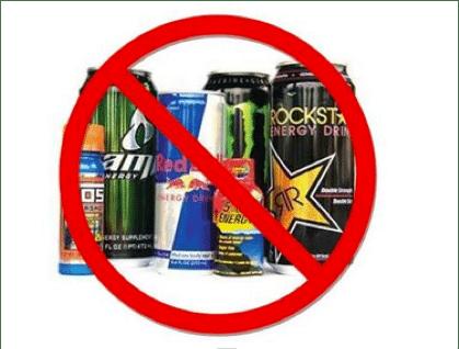 No More Sugary Drinks
