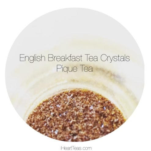 Tea Crystals EB