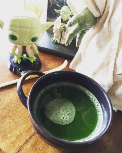 Yoda Matcha