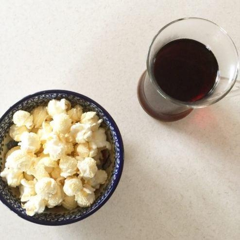 Tea and Popcorn