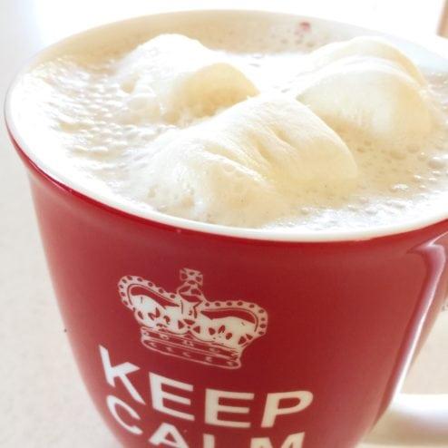 Puerh Hot Chocolate 2