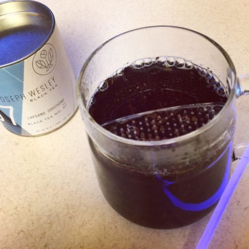 Tea 4th of July