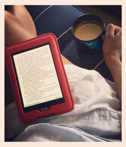 Tea Bulletproof Tea and Reading