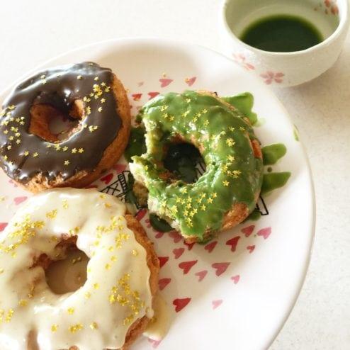 Tea Donuts