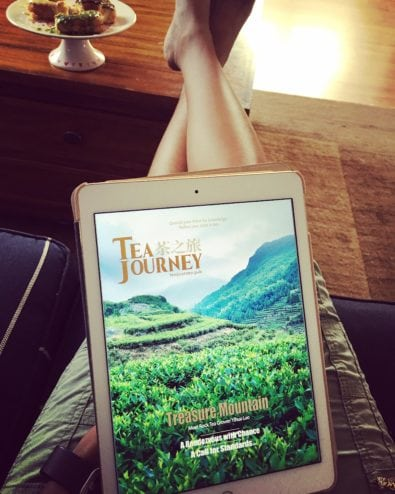Tea Journey Inaugrial Issue