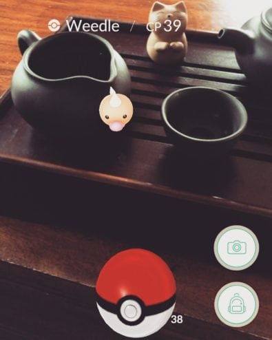 Pokemon and Puerh